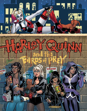 HARLEY QUINN AND THE BIRDS OF PREY (2020) #1