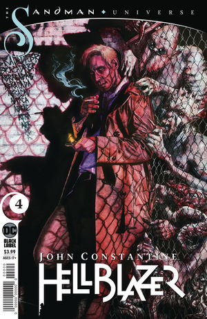 JOHN CONSTANTINE HELLBLAZER (2019) #4