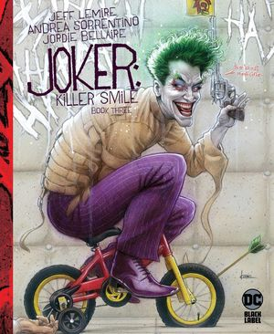JOKER KILLER SMILE (2019) #3B