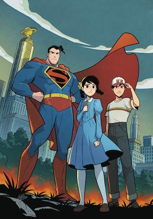 SUPERMAN SMASHES THE KLAN (2019) #3