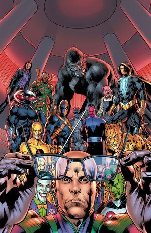 SUPERMAN VILLAINS (2020) #1