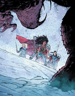 WONDER WOMAN DEAD EARTH (2019) #2