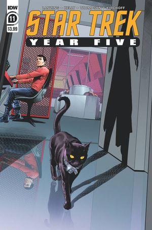 STAR TREK YEAR FIVE (2019) #11