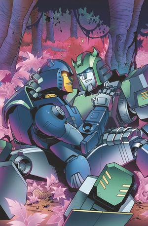 TRANSFORMERS VALENTINES DAY SPECIAL (2020) #1