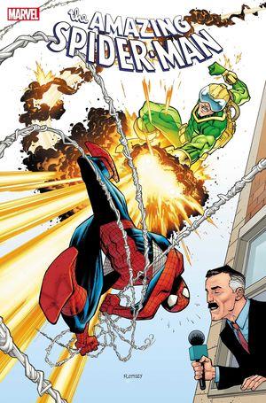 AMAZING SPIDER-MAN (2018 6TH SERIES) #40
