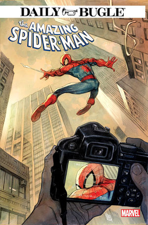 AMAZING SPIDER-MAN DAILY BUGLE (2020) #2