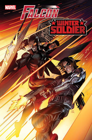 FALCON AND WINTER SOLDIER (2020) #1