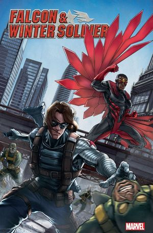 FALCON AND WINTER SOLDIER (2020) #1D