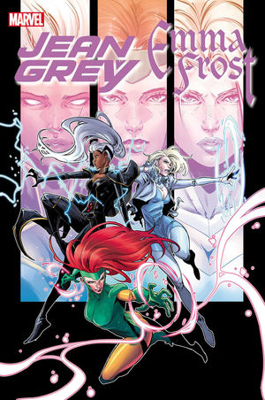 GIANT SIZE X-MEN JEAN GREY AND EMMA FROST (2020) #1C