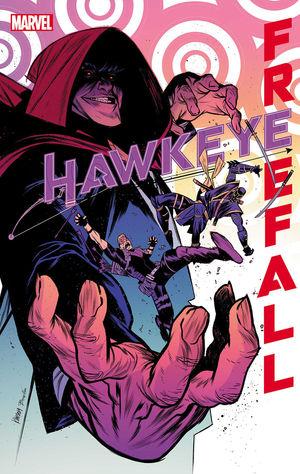 HAWKEYE FREE FALL (2019) #3