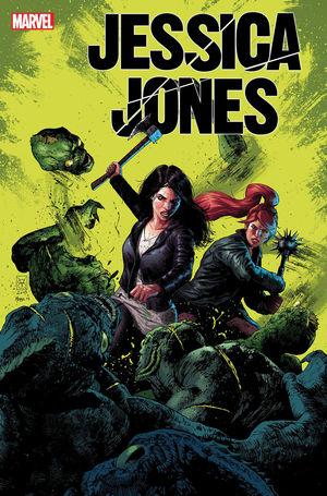 JESSICA JONES BLIND SPOT (2020) #3