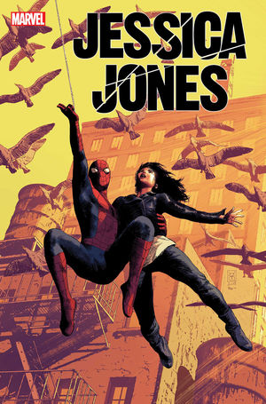 JESSICA JONES BLIND SPOT (2020) #4