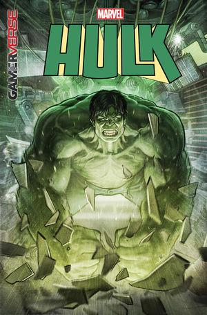 MARVEL AVENGERS HULK (2020) #1