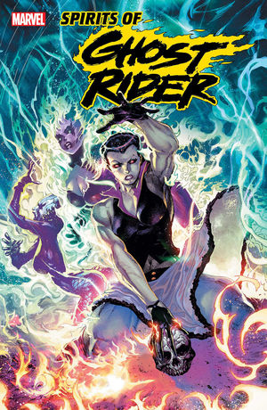 SPIRITS GHOST RIDER MOTHER OF DEMONS (2020) #1