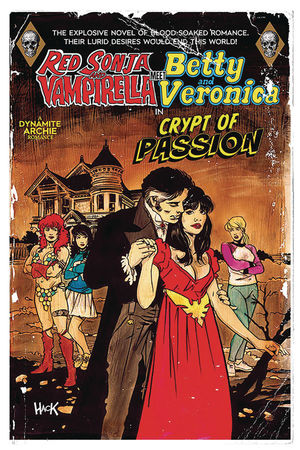 RED SONJA VAMPIRELLA BETTY VERONICA (2019) #9B