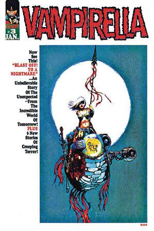 VAMPIRELLA 1969 REPLICA ED (2019) #3