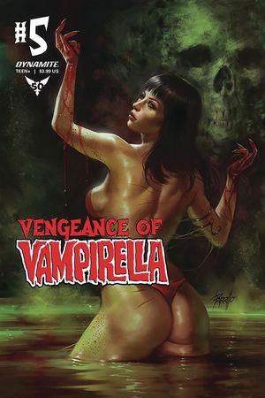VENGEANCE OF VAMPIRELLA CVR A PARILLO 5