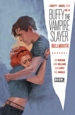 BUFFY THE VAMPIRE SLAYER (2019) #12