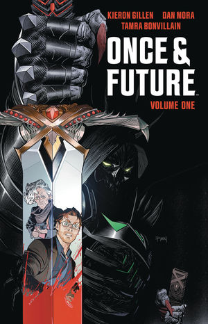 ONCE AND FUTURE TPB (2020) #1