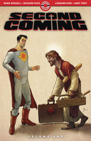 SECOND COMING TPB (2020) #1