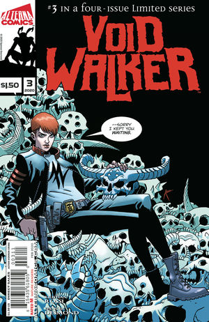 VOID WALKER (2019) #3