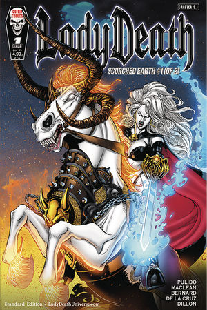 LADY DEATH SCORCHED EARTH (2020) #1