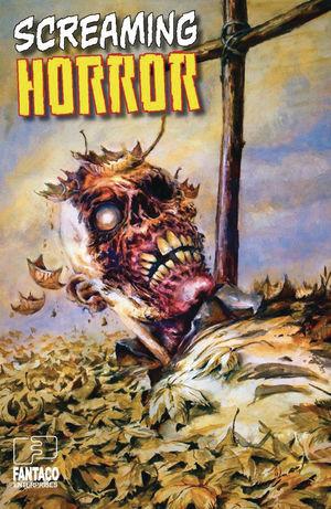 SCREAMING HORROR (2020) #1