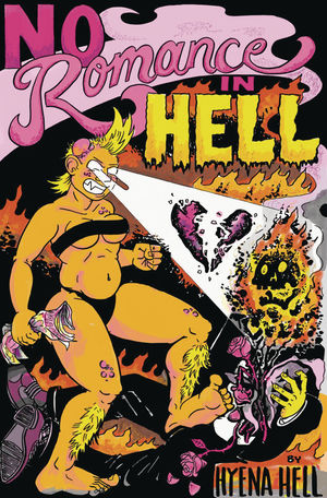 NO ROMANCE IN HELL GN (2020) #1