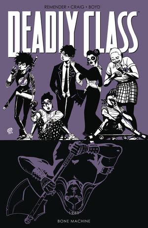 DEADLY CLASS TP #9