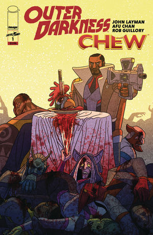 OUTER DARKNESS CHEW (2020) #1