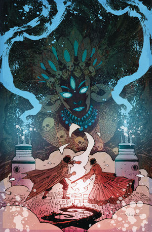 WITCHFINDER REIGN OF DARKNESS (2019) #5