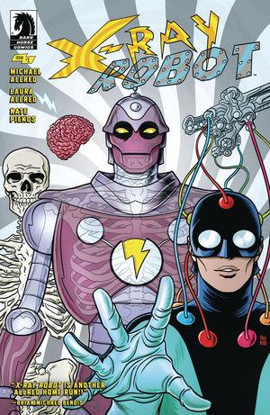 X-RAY ROBOT (2020) #1