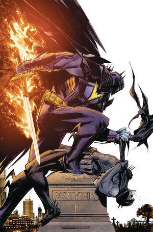 BATMAN CURSE OF THE WHITE KNIGHT (2019) #8
