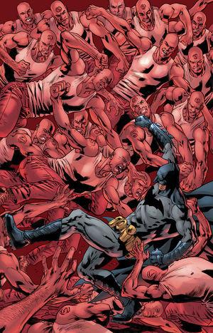 BATMANS GRAVE (2019) #6