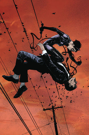 CATWOMAN (2018) #21