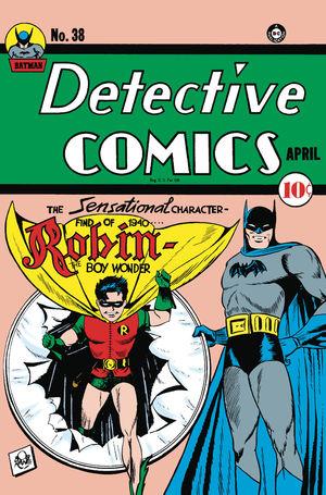 DETECTIVE COMICS FACSIMILE EDITION 38 (2020) #1