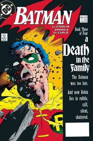 DOLLAR COMICS BATMAN 428 (2020) #1