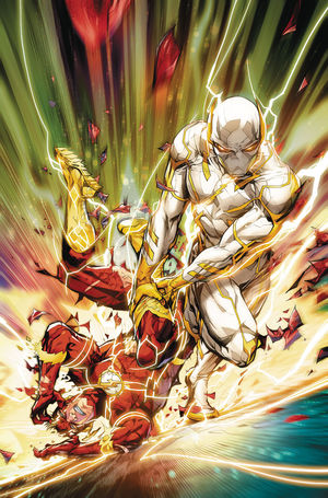 FLASH (2016 5TH SERIES) #751