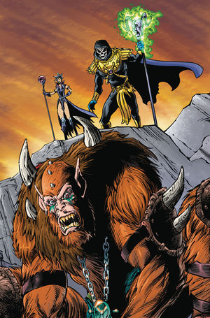 HE MAN AND THE MASTERS OF THE MULTIVERSE (2019) #5