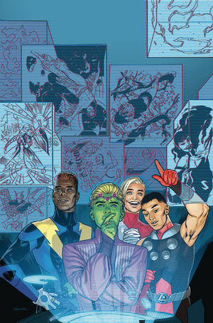 LEGION OF SUPER HEROES (2019) #5