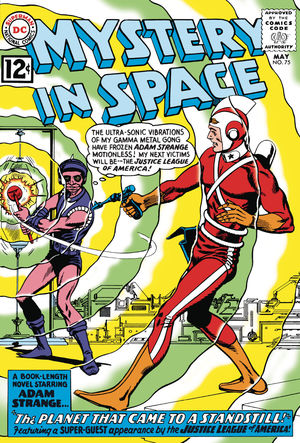 MYSTERY IN SPACE FACSIMILE EDITION 75 (2020) #1
