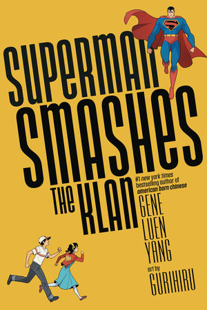 SUPERMAN SMASHES THE KLAN TPB (2020) #1
