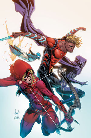 YOUNG JUSTICE (2019) #14
