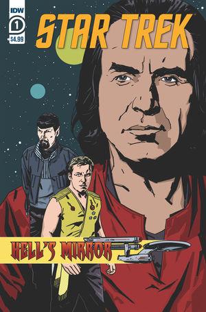 STAR TREK HELLS MIRROR (2020) #1
