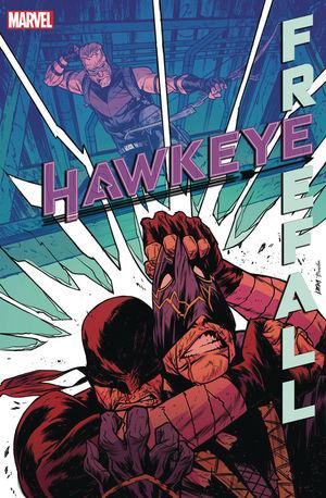HAWKEYE FREE FALL (2019) #4