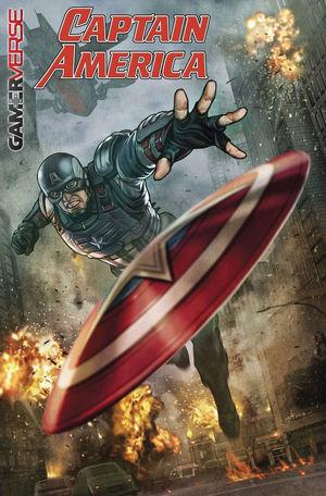 MARVELS AVENGERS CAPTAIN AMERICA (2020) #1