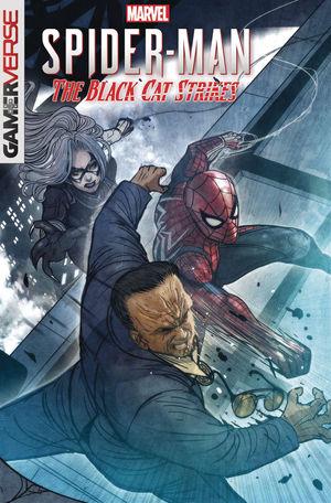 MARVELS SPIDER-MAN BLACK CAT STRIKES (2020) #3