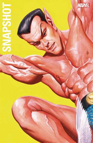 SUB-MARINER MARVELS SNAPSHOT (2020) #1