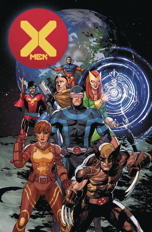 X-MEN BY JONATHAN HICKMAN TPB (2020) #1