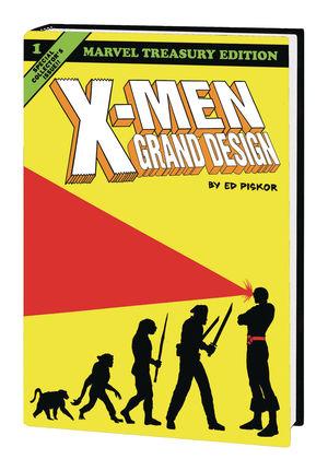 X-MEN GRAND DESIGN OMNIBUS HC (2020) #1